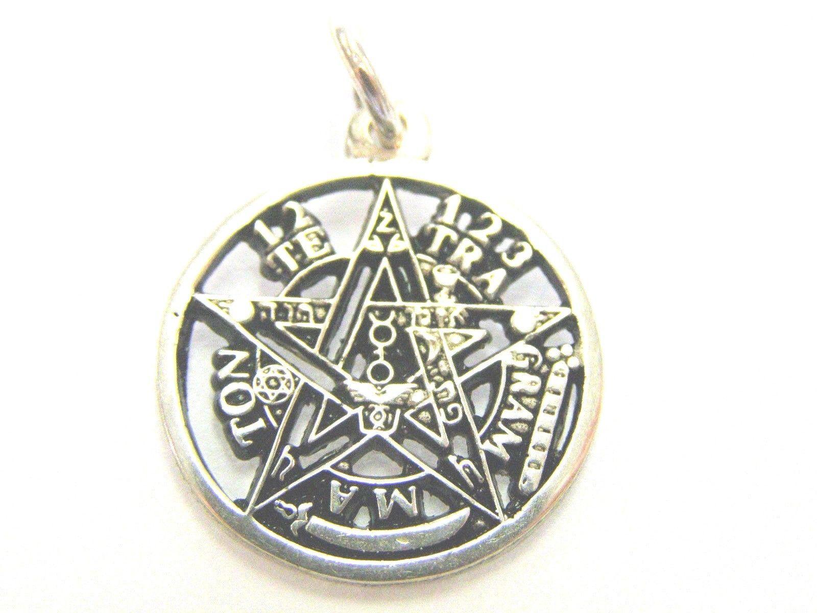 925 sterling silver tetragrammaton pendant twins jewelry store 925 sterling silver tetragrammaton pendant aloadofball Images