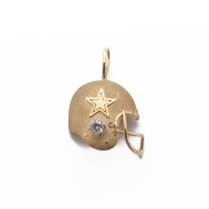 1989 dallas cowboys 14k gold necklace pendant football helmet with 1989 dallas cowboys 14k gold necklace pendant football helmet with diamond aloadofball Gallery